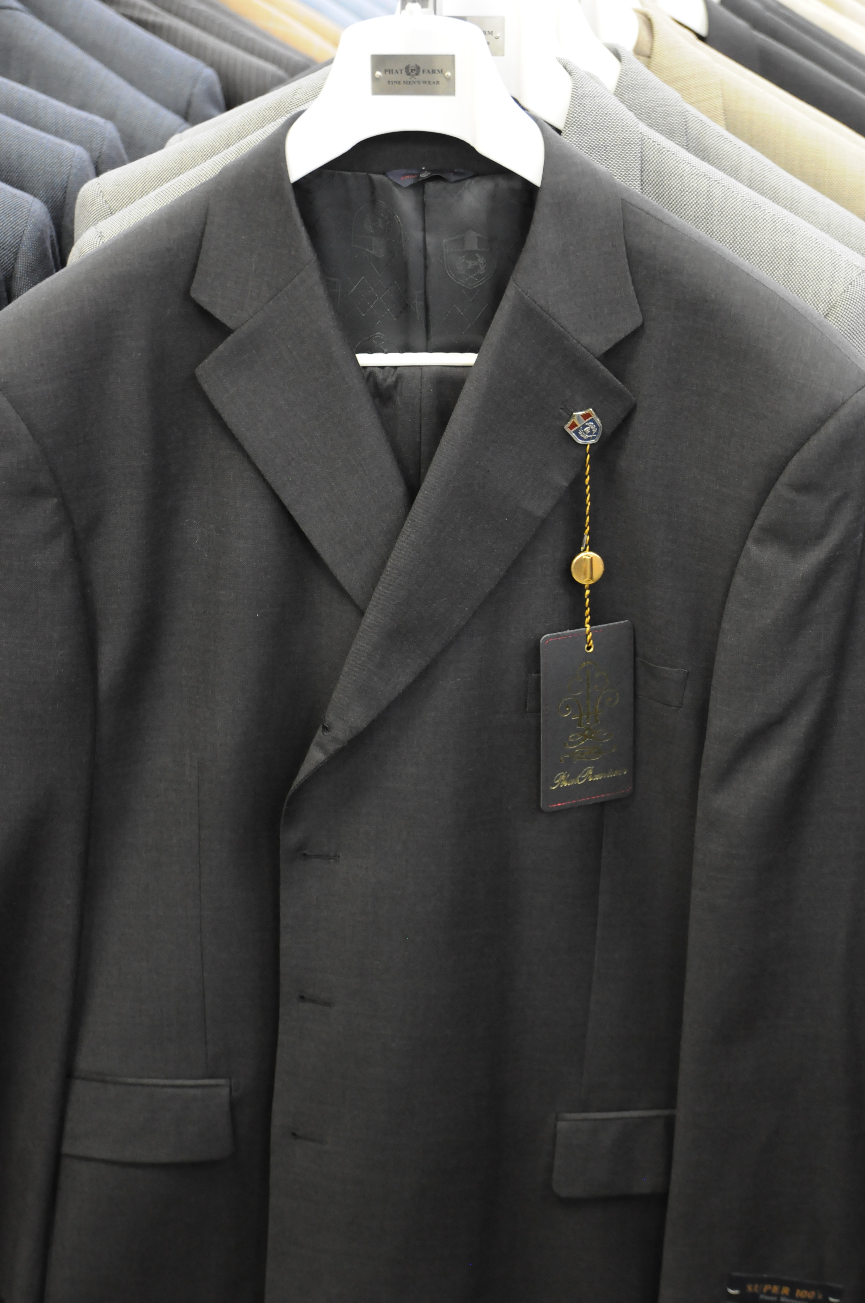 a10080eb1e8 Phat Farm Suits At D K Suit City